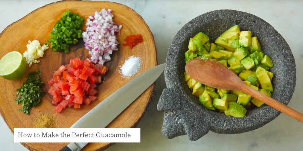 How to Make the Perfect Guacamole