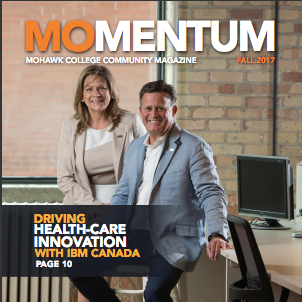 Momentum - The power of partnerships is the theme of this month's issue of Momentum magazine, with a feature of CityLAB and its partnerships starting on page 31