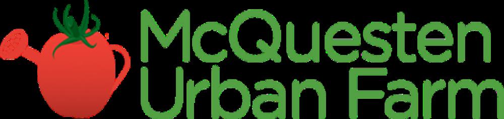 McQueesten Urban Farm Logo
