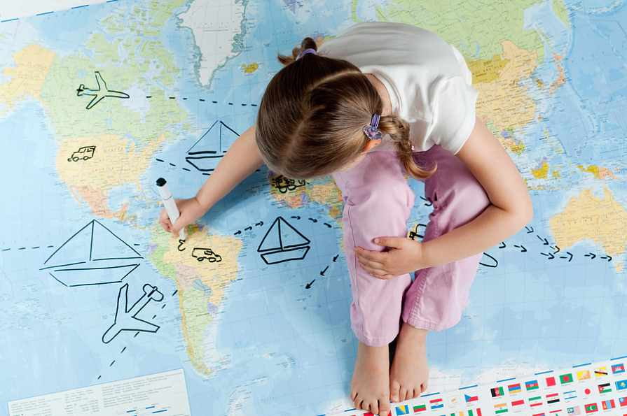 Planning-a-Trip-Around-the-World