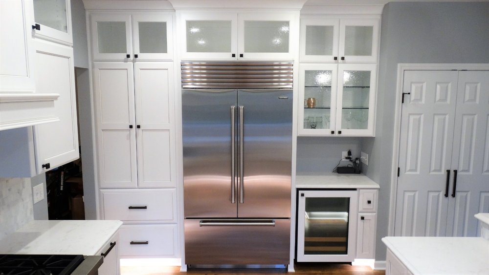 Kitchen Gallery Westlake Oh Odell Construction Inc