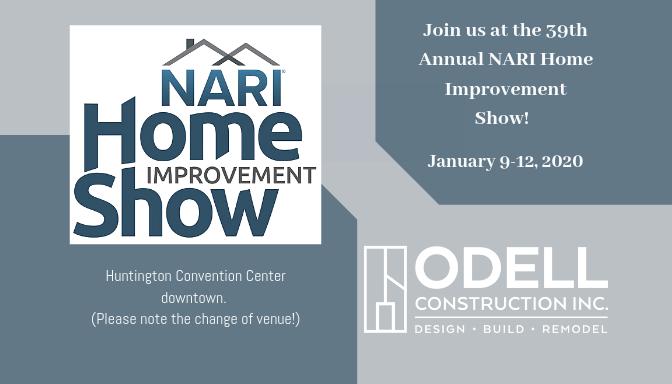 Nari Home Improvement Show 2020.2020 Nari Home Improvement Show Odell Construction Inc