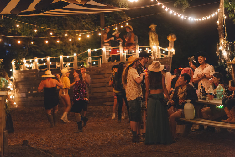 Late night parties on the pirate ship. Enjoy live music both nights, followed by a DJ set.  -