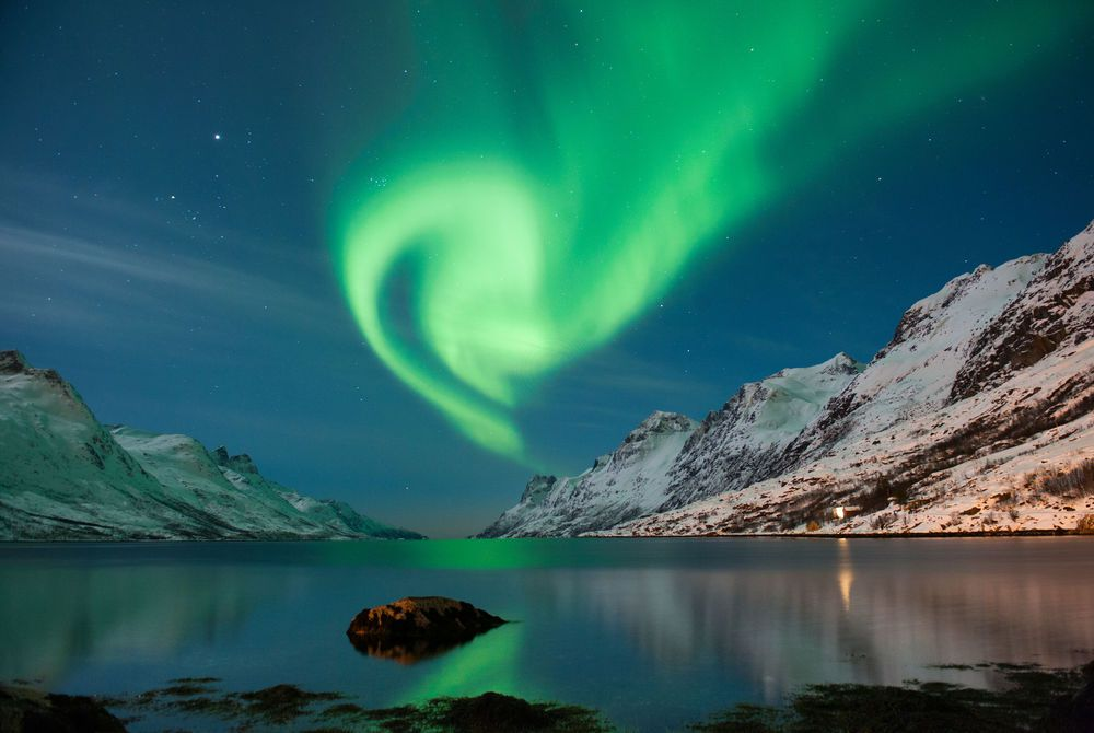 - Late August is the beginning of Northern Lights season in Tromsø. We're keeping our fingers crossed.