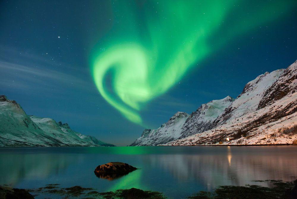 Late August is the beginning of Northern Lights season in Tromsø. We're keeping our fingers crossed. -