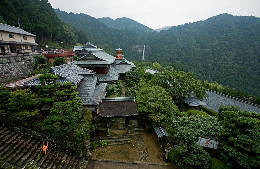 - Walk through traditional japanese towns