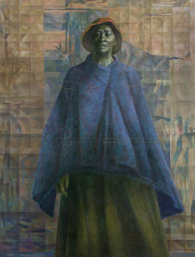 Charles White, Mother Courage