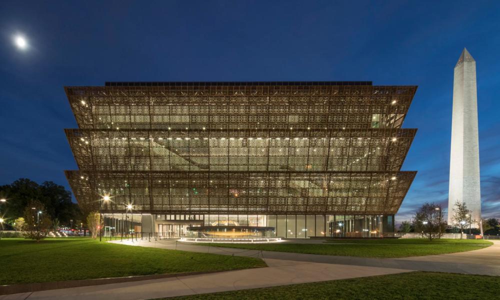 A 100-year campaign - the NMAAHC on the Mall
