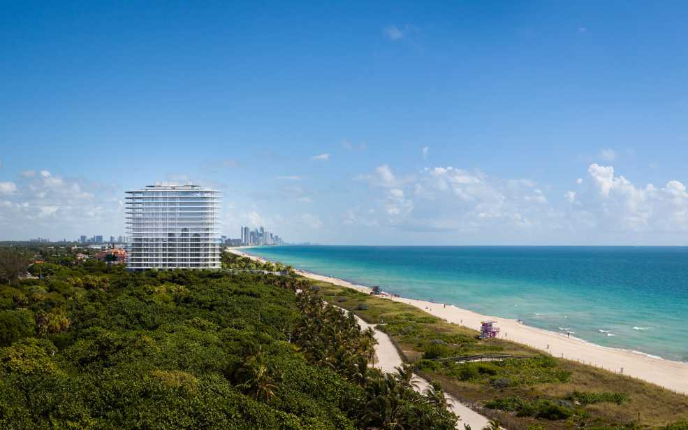 Preview_Eighty Seven Park_Renzo Piano Building Workshop's First Residential Project in the United States  (Courtesy: Terra via ArchDaily)