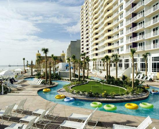 Wyndham Ocean Walk  300 N Atlantic Ave Daytona Beach, FL 32118 386.323.4800 Rates: $229 Group Code: FUSION DANCE/FUS Reserve By: 5/1/18