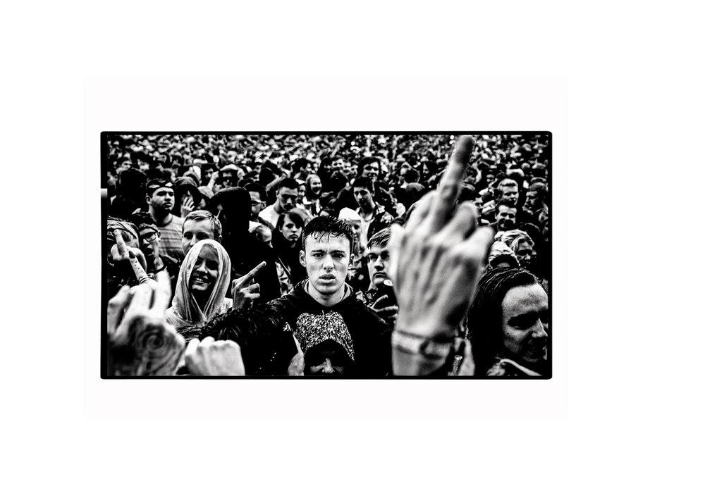 Crowd Portraits I