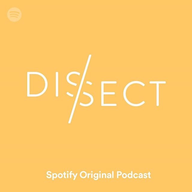 Check out Season 3 of Dissect on Spotify! Season 3 is dedicated entirely to Frank Ocean  unpacks Channel Orange and Blonde. 🧡💛 @dissectpodcast @spotify