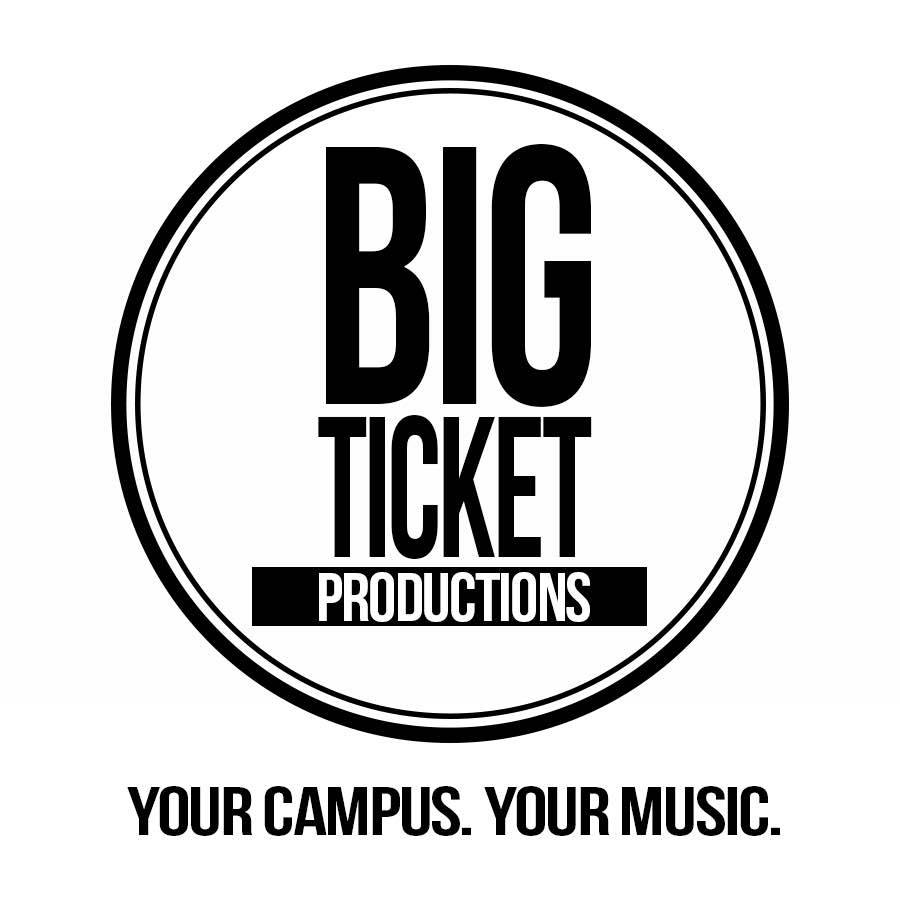 Big Ticket Productions   Big Ticket Productions (BTP) is the official concert production organization on the University of Michigan's Ann Arbor campus.