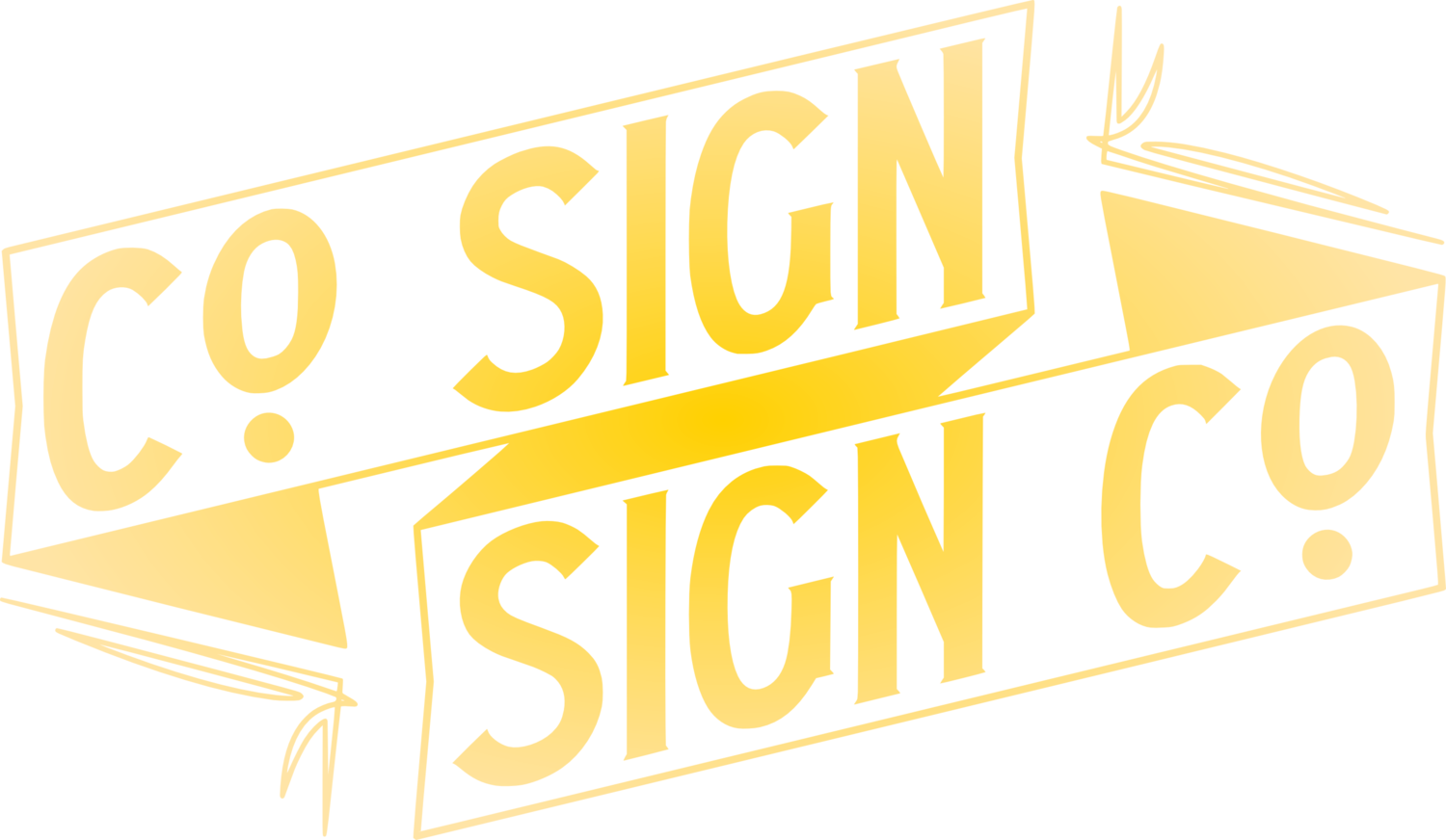 Co Sign Sign Co