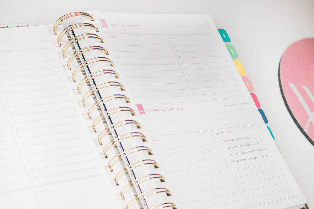 Simplified Daily Planner
