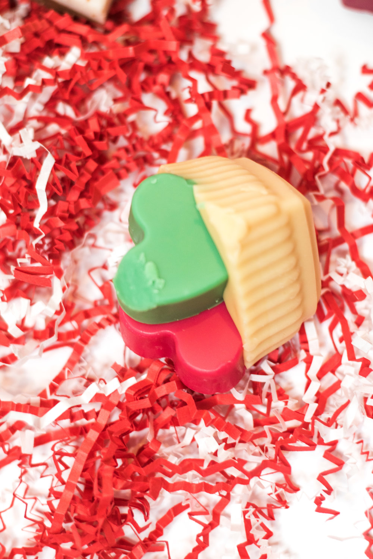 Zeep Bath Grinch's cookies wax melt