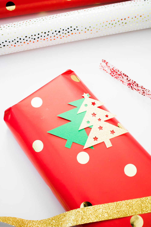Cricut DIY Gift Tags
