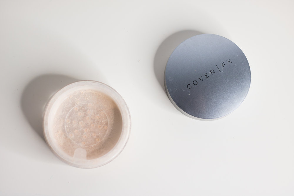 CoverFX Setting powder