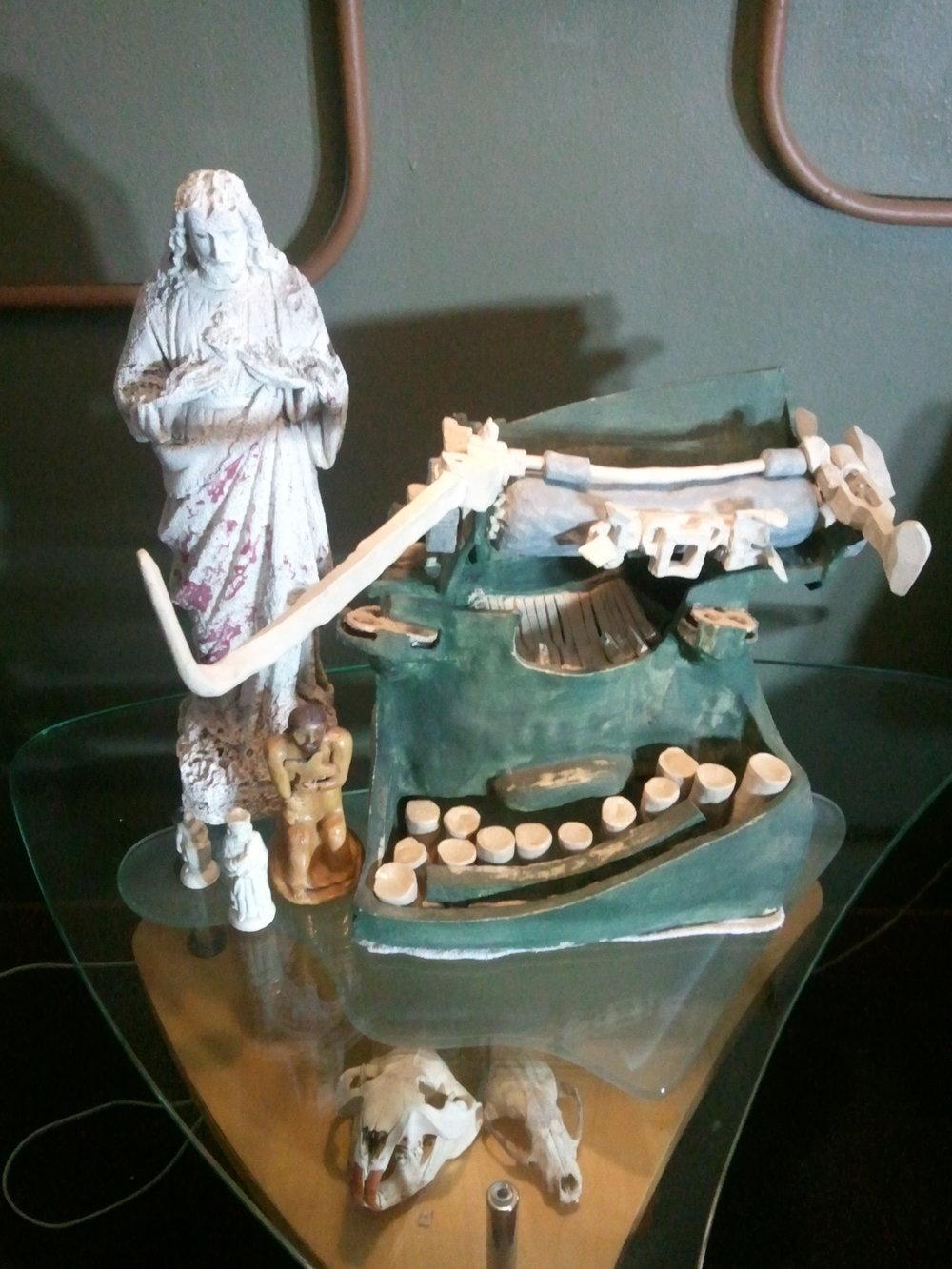 typewriter.Jesus