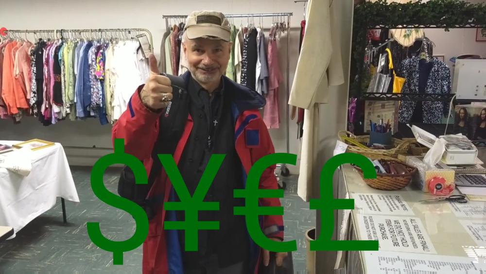 Skrauss Speaks, You Listen: 126 Shopping