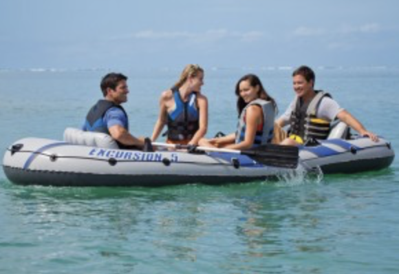 rafts -