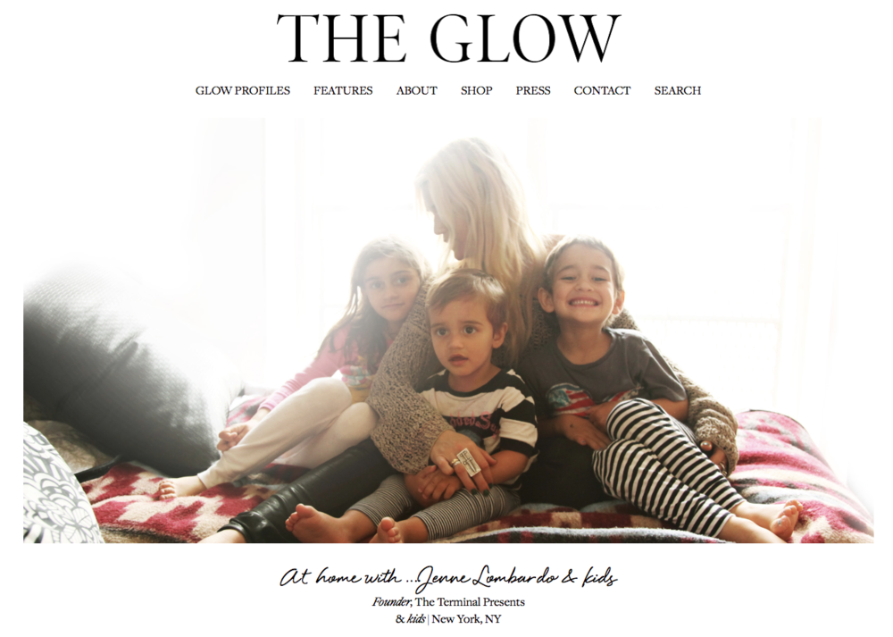 The Glow - Jenne Lombardo - The Terminal Presents