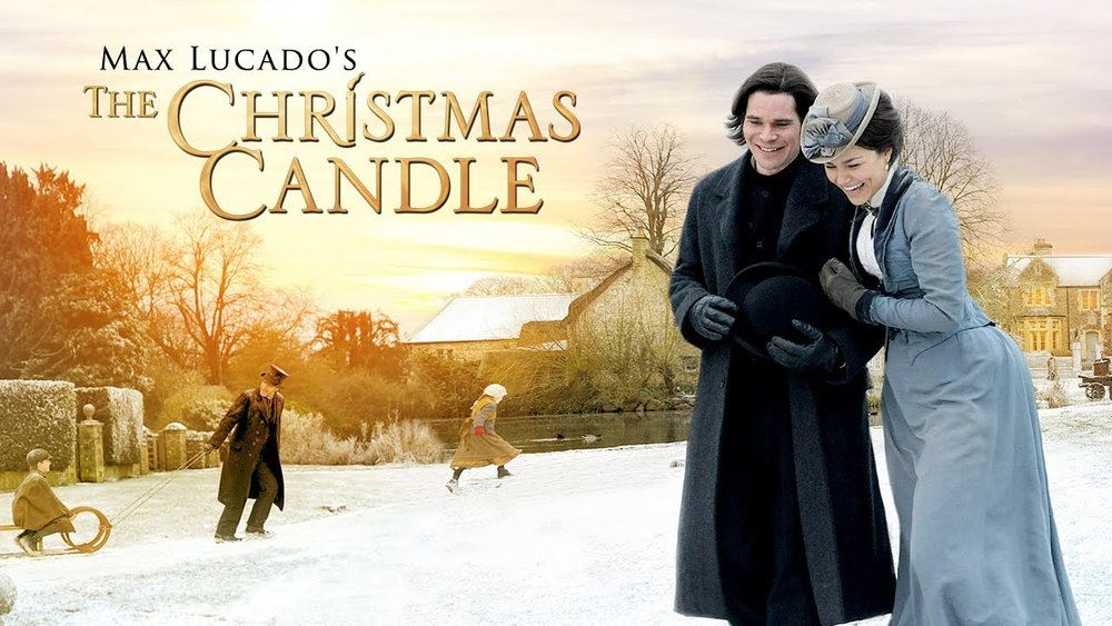 "This months movie will be ""The Christmas Candle."""