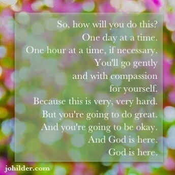 God is here! #jesus #god #peace #listentogod #onedayatatime