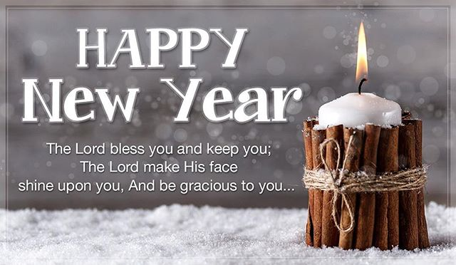 Happy New Year from Christ UCC!! #2019 #thankful #jesus #church #illinois #belleville #stlouis