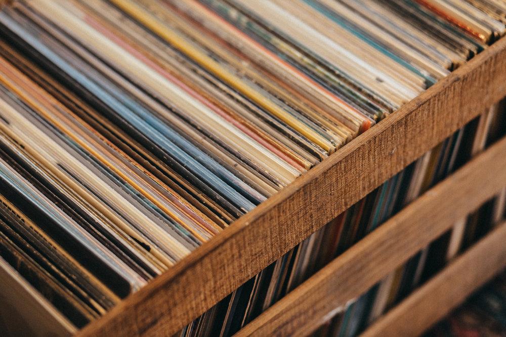 St. Louis Vinyl Record Store