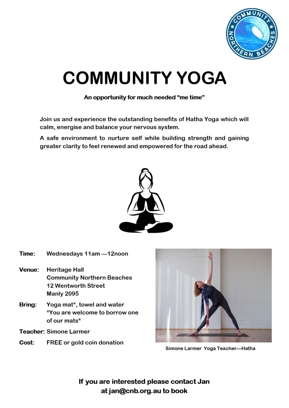 Community Yoga flyer - Simone Larmer.jpg