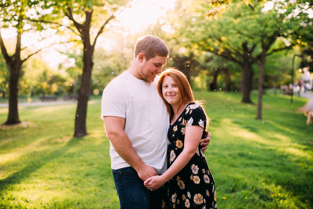 Golden Hour Minneapolis Engagement Portrait-2.jpg