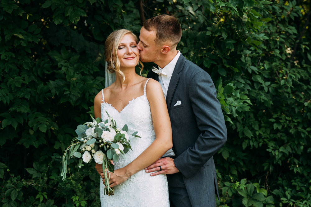 Ashley & Bryce - Trevor and Elisebeth are a fantastic duo! They made our wedding run smooth with their laid back and professional personalities. We love all of our photos and can not wait to get them printed! They are extremely talented and efficient!