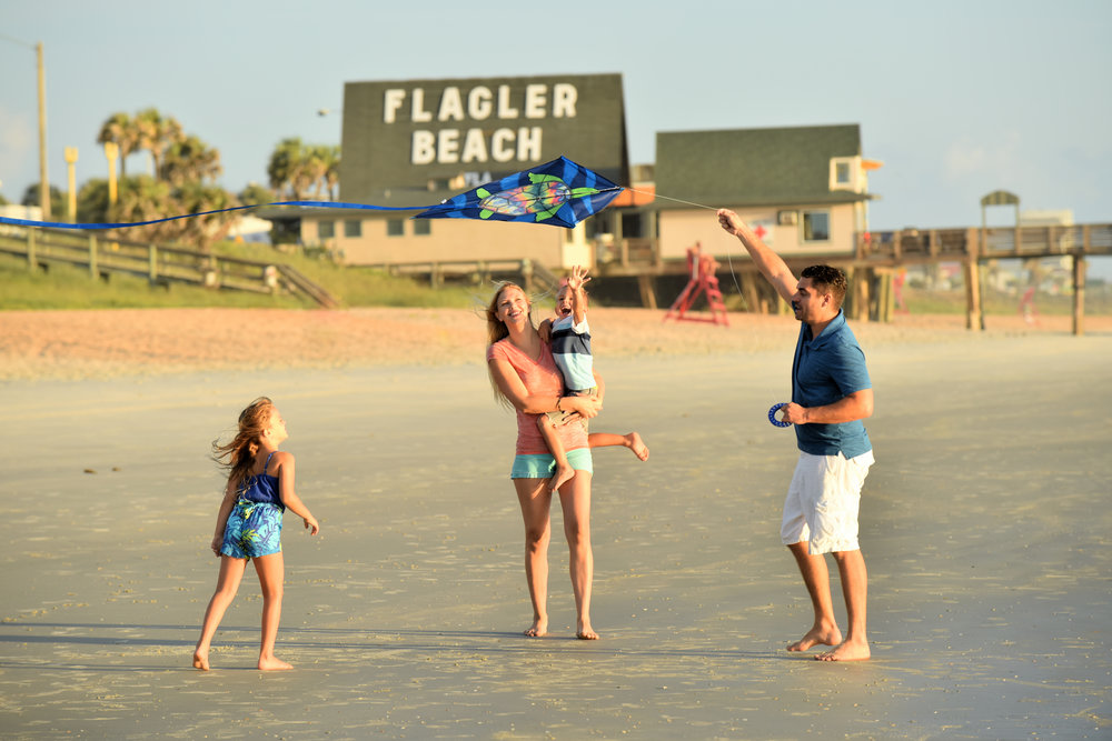 5 Reasons Flagler Beach is the BEST family vacation destination in Florida. CLICK HERE