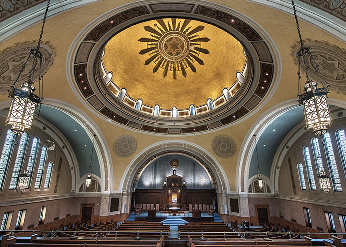Historic Landmark Synagoue
