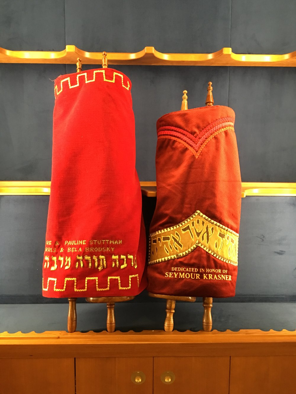 Aron Kodesh Interior