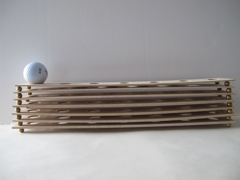 a great idea that started with a golf ball -