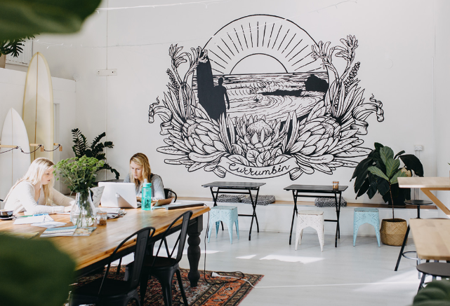The Urban LIst: Co-working spaces