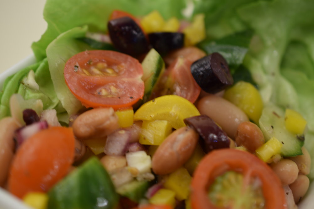 Mixed Bean Salad now one of the salads of the week