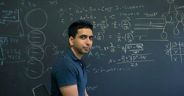 """No matter what it seems like, wake up every morning and show up asking: what can I do today to make the most of this experience and to make it matter that I was there?"". Our friends at The Sign.al sat down with Sal Khan, founder and executive director of Khan Academy, to talk about his journey in creating Khan Academy, dealing with distractions, finding a meaningful job and the future of the digital education movement.  Read the interview and listen at http://bit.ly/sal_khan_signal  #education #salkhan #khanacademy #siliconvalley #mountainview #california #technology #students #change #digital #feature #interview #Penn #harvard #MBA #internet #challenge #quotes #india #developer #development #notforprofit #online #community #support"