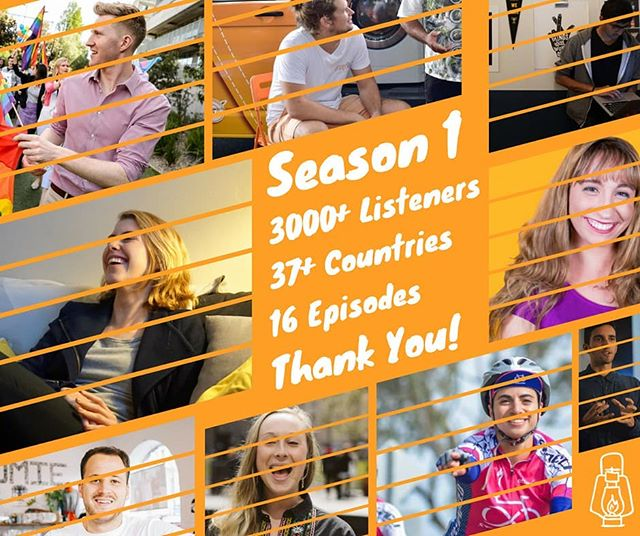 Thank you so much to everyone who listened to Season 1 of the Lantern podcast! In 16 episodes, we reached over 3000 listeners in more than 37 different countries.  We're currently in the planning phase for Season 2 of Lantern and would love to hear from you on what you want to see more of and what we can improve to make sure Lantern returns bigger and better than ever in the second half of 2018.  You can fill out the survey right here (we promise it takes less than 5 minutes!): http://bit.ly/lantern_survey  PLUS, we're giving away a fair trade prize pack courtesy of our partners and all you need to do is to complete the survey for a chance to win!  #podcast #season1 #youth #socialimpact #young