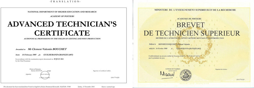 Certificate_English Translation_Clement Bouchet.jpg