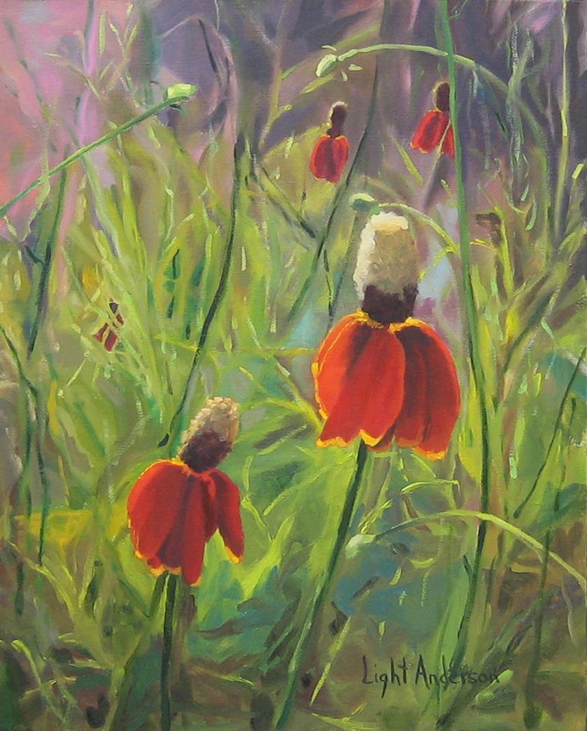 Spent Flowers 2
