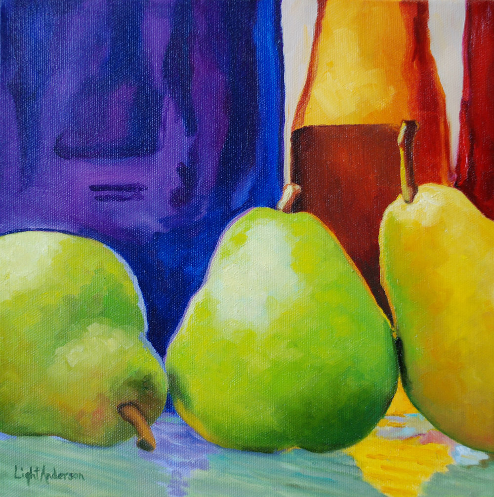 Pears and Color