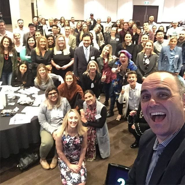 What an amazing Social Media Marketing Summit we had!  Amazing speakers, amazing sponsors and most importantly, an amazing crowd. Cannot wait for next year!