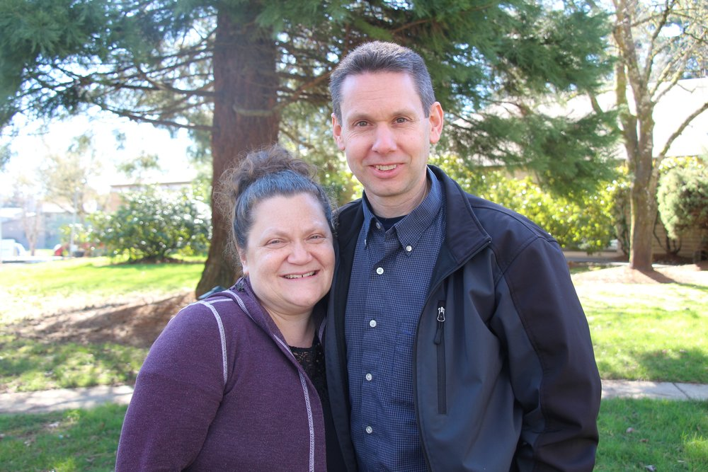 Erik & Connie Helland - Small Group Leaders in Tualatin