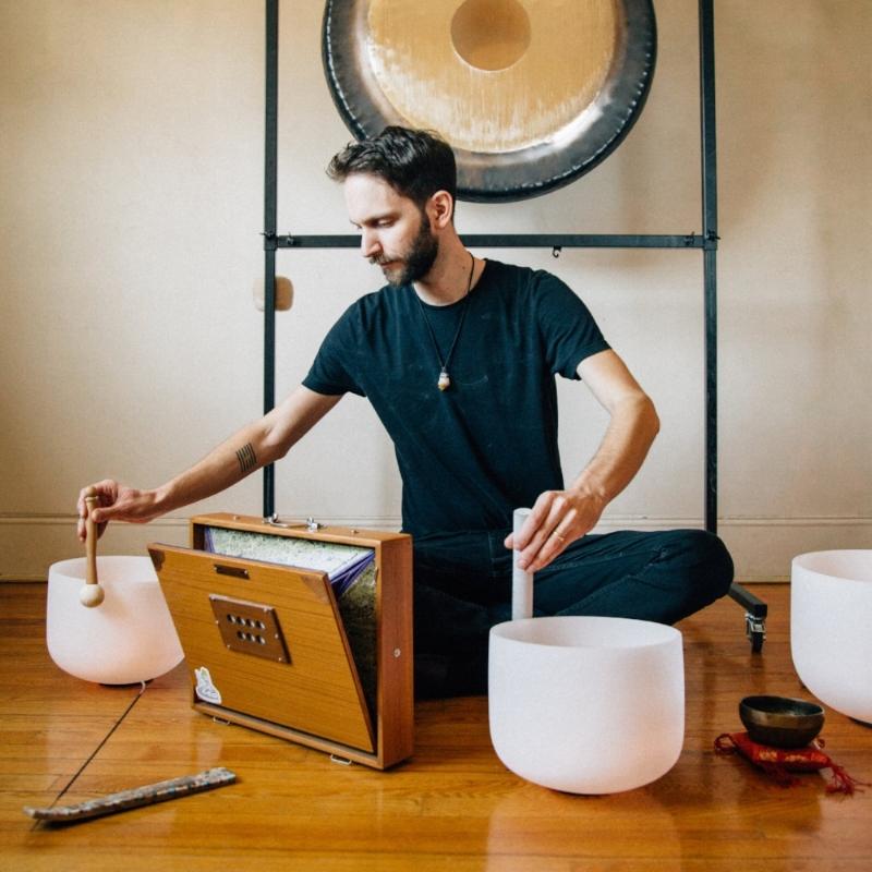 Sound Bath - with Alex BreckmannDecember 15th5pm - 6:30pm