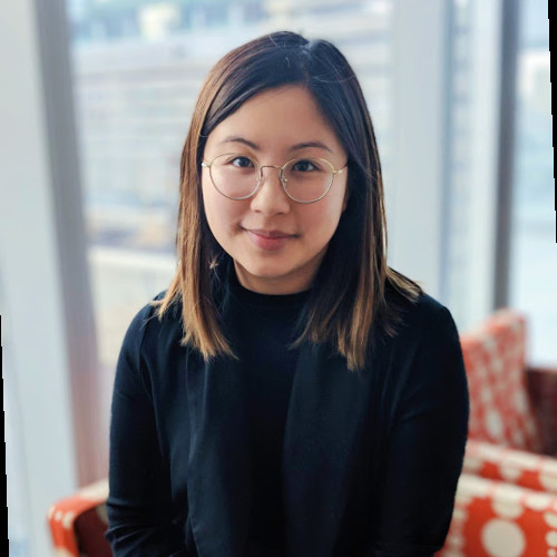Melanie Ly, designer and social media specialist - Design Thinker, Social Media Strategist and Communications ExpertSee LinkedIn