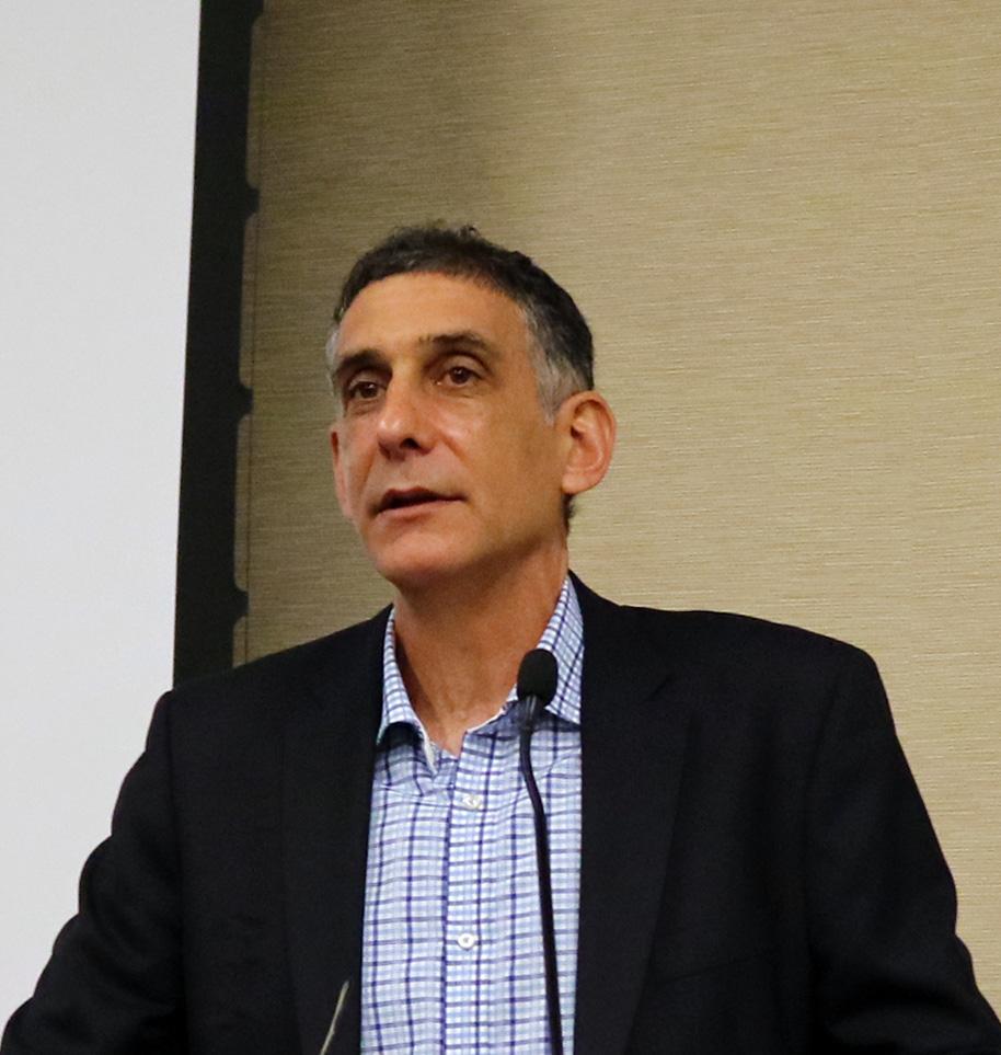 David Sones, PCFA President
