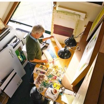 John Pascoe home studio 2017